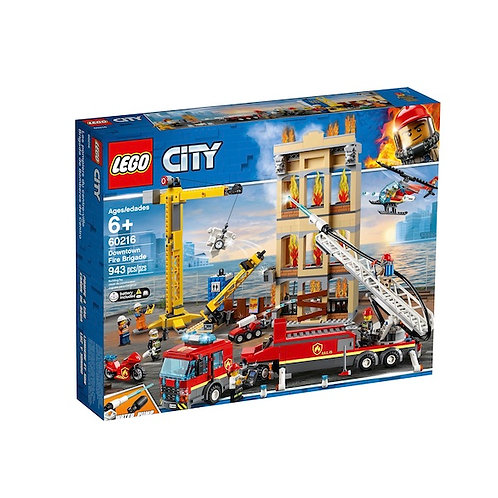 LEGO 60216 City Fire Downtown Fire Brigade (GX1)