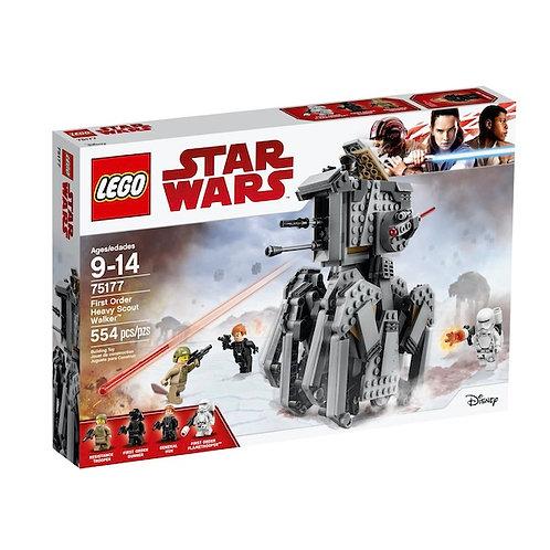 LEGO 75177 Star Wars First Order Heavy Scout Walker (GX1)