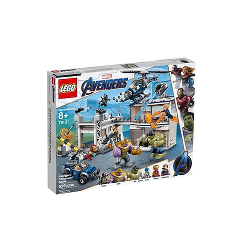 LEGO 76131 Super Heroes Avengers Compound Battle (GX1)