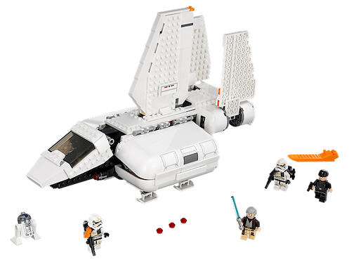LEGO 75221 Star Wars Imperial Landing Craft (GX1)