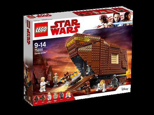 LEGO 75220 Star Wars Sandcrawler (GX1)