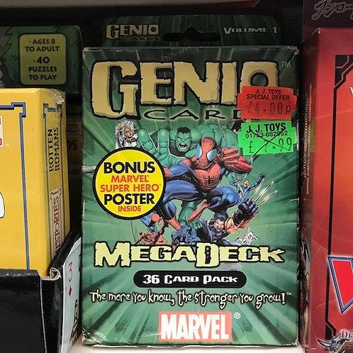 Genio Mega Deck at JJ Toys
