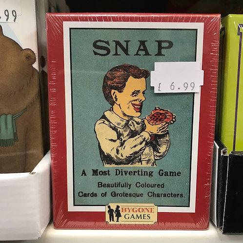 Snap Card Game at JJ Toys
