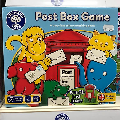 Post Box Game by Orchard Toys on Localy.co.uk