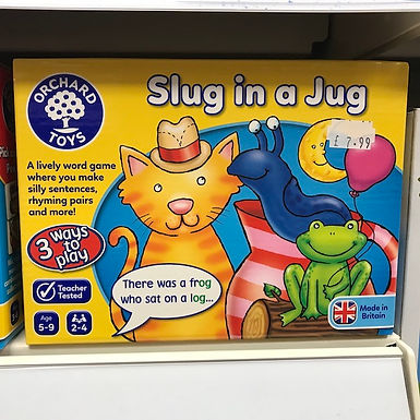 Slug in a Jug by Orchard Toys on Localy.co.uk (GX1)