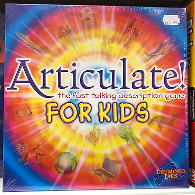 Articulate for Kids by Drumond Park