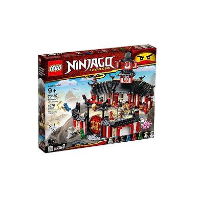 LEGO 70670 Ninjago Monastery of Spinjitzu (GX1)