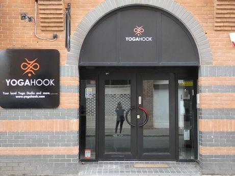 YogaHook