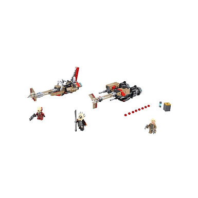 LEGO 75215 Star Wars Cloud-Rider Swoop Bikes - HARD TO FIND (GX1)