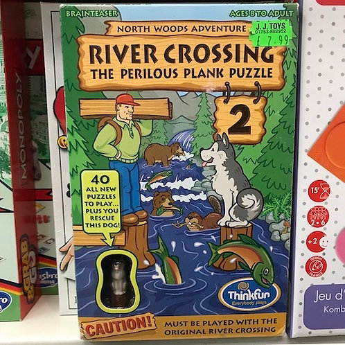 River Crossing The Perilous Plank Puzzle at JJ Toys