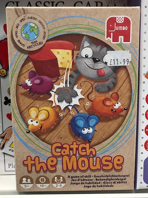 Catch The Mouse Game by Jumbo Games on Localy.co.uk (GX1)