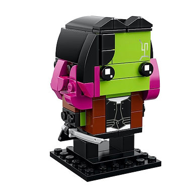 LEGO 41607 Brickheadz Marvel Gamora - HARD TO FIND (GX1)