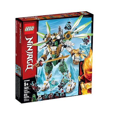 LEGO 70676 Ninjago Lloyds Titan Mech (GX1)