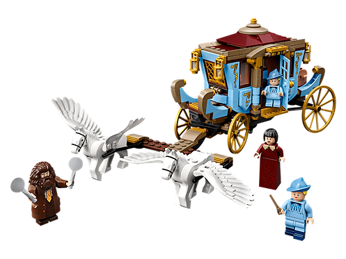 LEGO 75958 Harry Potter Beauxbatons Carriage: Arrival at Hogwarts (GX1)