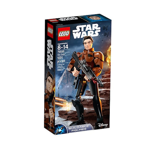 LEGO 75535 Star Wars Han Solo - HARD TO FIND (GX1)