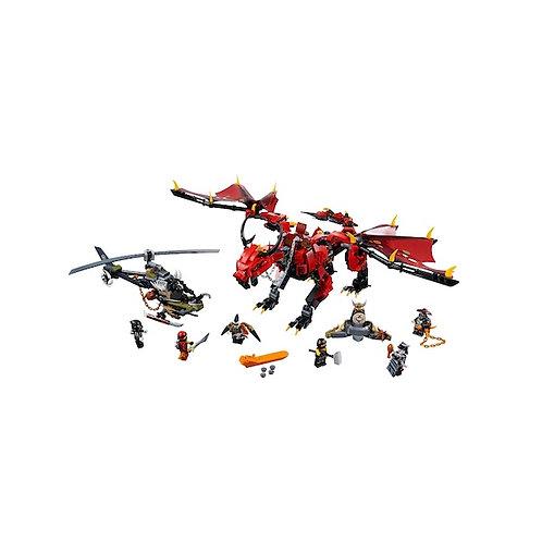 LEGO 70653 Ninjago Firstbourne (GX1)