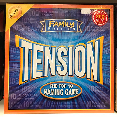 Tension Naming Game (Cheatwell) on Localy.co.uk (GX1)
