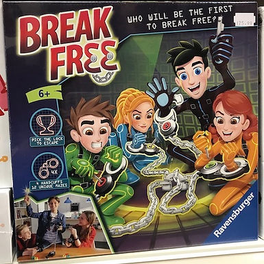 Break Free Game (Ravensburger) on Localy.co.uk (GX1)