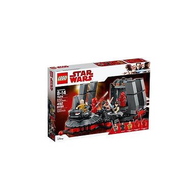 LEGO 75216 Star Wars Snoke's Throne Room - HARD TO FIND (GX1)