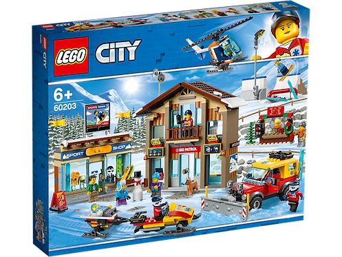 LEGO 60203 City Town Ski Resort (GX1)