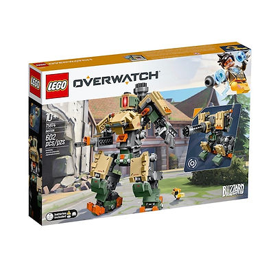 LEGO 75974 Overwatch Bastion (GX1)