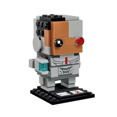 LEGO 41601 Brickheadz Star Wars Cyborg - HARD TO FIND (GX1)