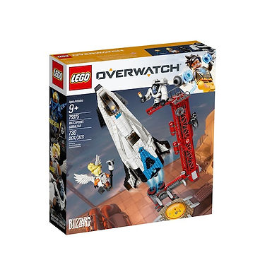 LEGO 75975 Overwatch Watchpoint: Gibraltar (GX1)