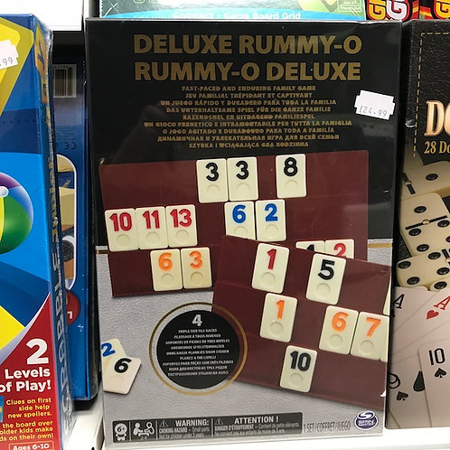 Deluxe Rummy-O Game (Spinmaster) on Localy.co.uk (GX1)