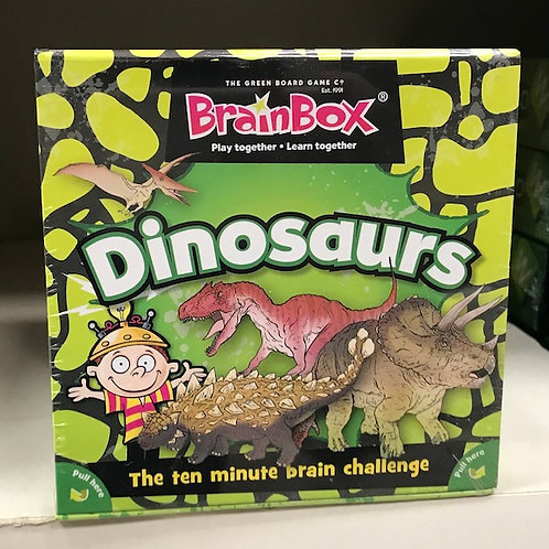 Brainbox - Dinosaurs Game on Localy.co.uk (GX1)