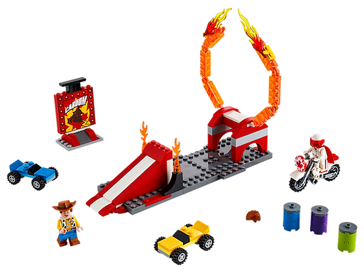 LEGO 10767 Toy Story 4+ Duke Cabooms Stunt Show (GX1