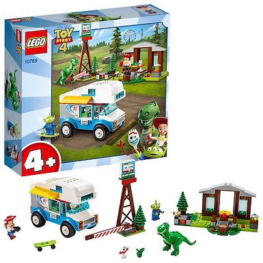 LEGO 10769 Toy Story 4+ Toy Story 4 RV Vacation (GX1)
