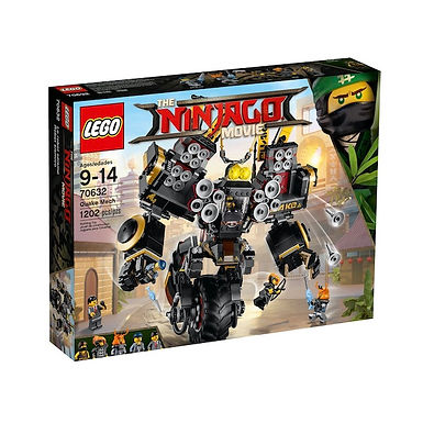 LEGO 70632 The Ninjago Movie Quake Mech (GX1)