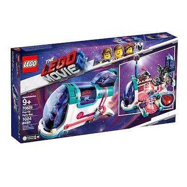 LEGO 70828 Movie 2 Pop-Up Party Bus (GX1)