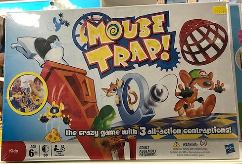 Mouse Trap Game (Hasbro Gaming) on Localy.co.uk (GX1)