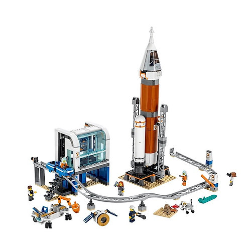 LEGO 60228 City Space Port Deep Space Rocket and Launch Control (GX1)