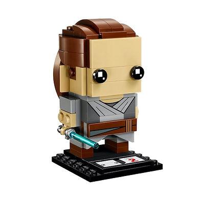 LEGO 41602 Brickheadz Star Wars Rey - HARD TO FIND (GX1)
