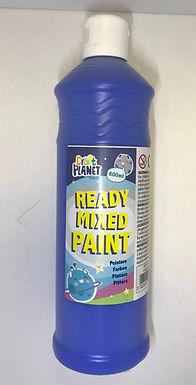 Ready Mix Paint 600ml Cobalt Blue (GX1)