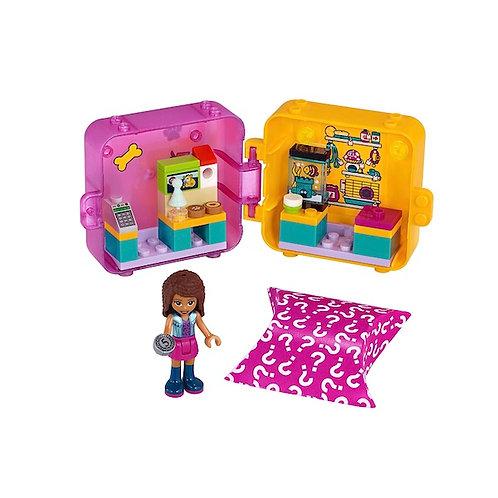 LEGO 41405 Andreas Shopping Play Cube (GX1)