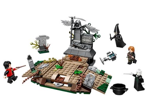 LEGO 75965 Harry Potter The Rise of Voldemort (GX1)