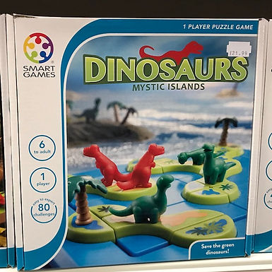 Dinosaurs Mystic Islands Game (Smart Games) at Localy.co.uk (GX1)