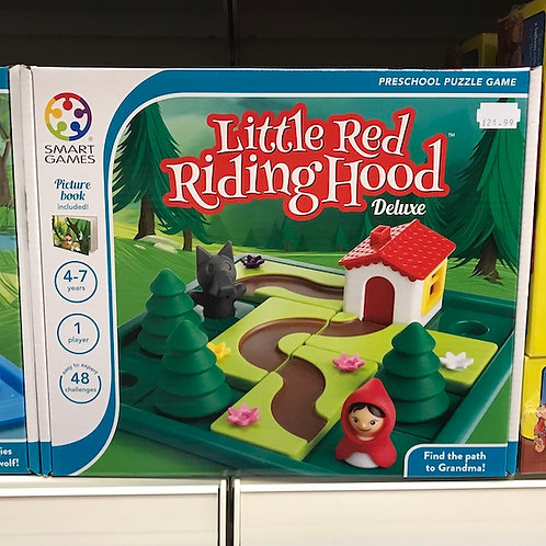 Little Red Riding Hood Deluxe (Smart Games) on Localy.co.uk