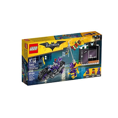 LEGO 70902 The Batman Movie Catwoman Catcycle Chase (GX1)