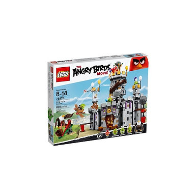 LEGO 75826 The Angry Birds Movie King Pigs Castle (GX1)