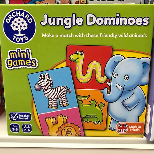 Jungle Dominoes by Orchard Toys on Localy.co.uk (GX1)