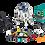 Thumbnail: LEGO 75253 Star Wars BOOST Droid Commander (GX1)