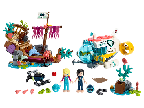LEGO 41378 Friends Dolphins Rescue Mission (GX1)