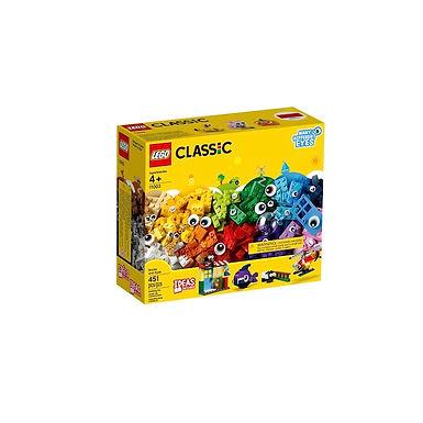 LEGO 11003 Classic Bricks and Eyes (GX1)