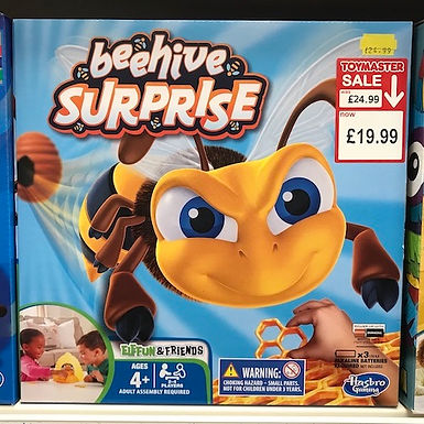 Beehive Surprise Game (Hasbro Gaming) on Localy.co.uk (GX1)