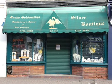 Bucks Goldsmith Silver Boutique
