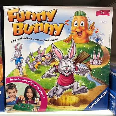 Funny Bunny Game (Ravensburger) on Localy.co.uk (GX1)